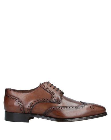 Купить Обувь на шнурках от STEFANO BRANCHINI желто-коричневого цвета