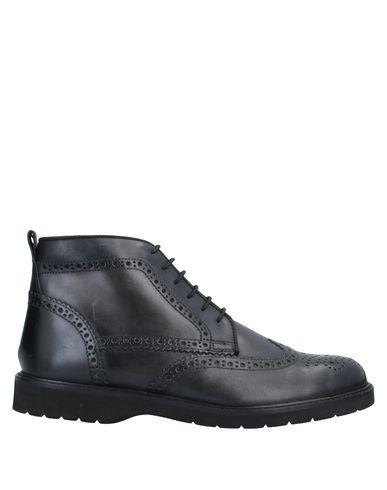 Фото - Полусапоги и высокие ботинки от LUMBERJACK черного цвета