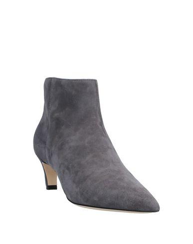 Фото 2 - Полусапоги и высокие ботинки серого цвета