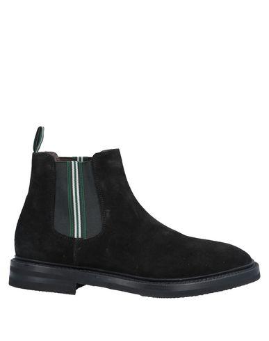 Фото - Полусапоги и высокие ботинки от GREEN GEORGE черного цвета