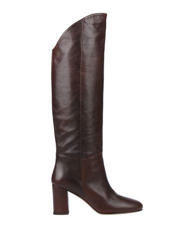 Фото - Женские сапоги JUCCA темно-коричневого цвета