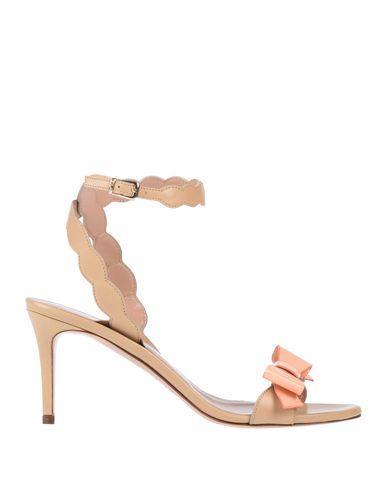 Фото - Женские сандали TWINSET цвет песочный