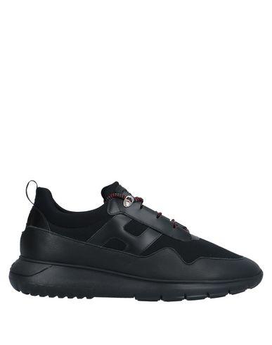 Фото - Низкие кеды и кроссовки черного цвета