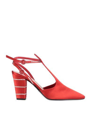 Купить Женские туфли  оранжевого цвета