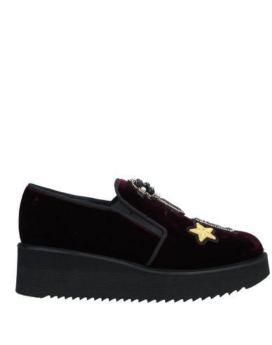 Купить Низкие кеды и кроссовки от JEANNOT черного цвета