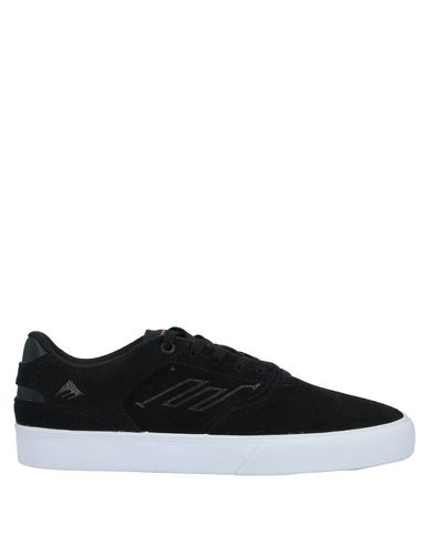 Купить Низкие кеды и кроссовки от EMERICA черного цвета
