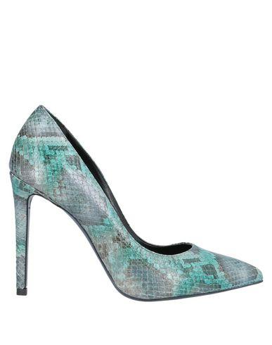 Фото - Женские туфли  зеленого цвета
