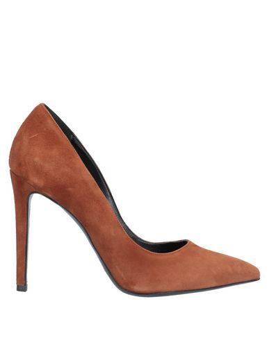 Фото - Женские туфли  коричневого цвета