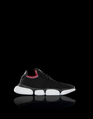 THE BUBBLE SNEAKER Black Shoes Man