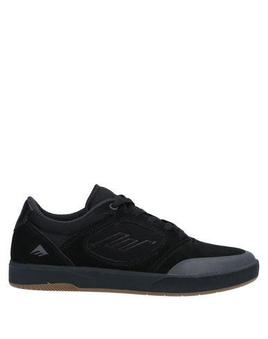 Фото - Низкие кеды и кроссовки от EMERICA черного цвета