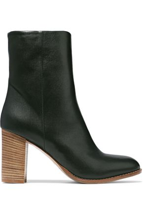 IRIS & INK Kiersten leather ankle boots