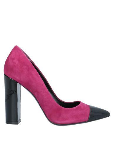 Фото - Женские туфли  розовато-лилового цвета