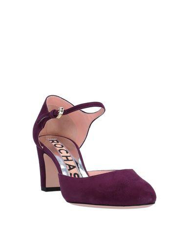 Фото 2 - Женские туфли  фиолетового цвета