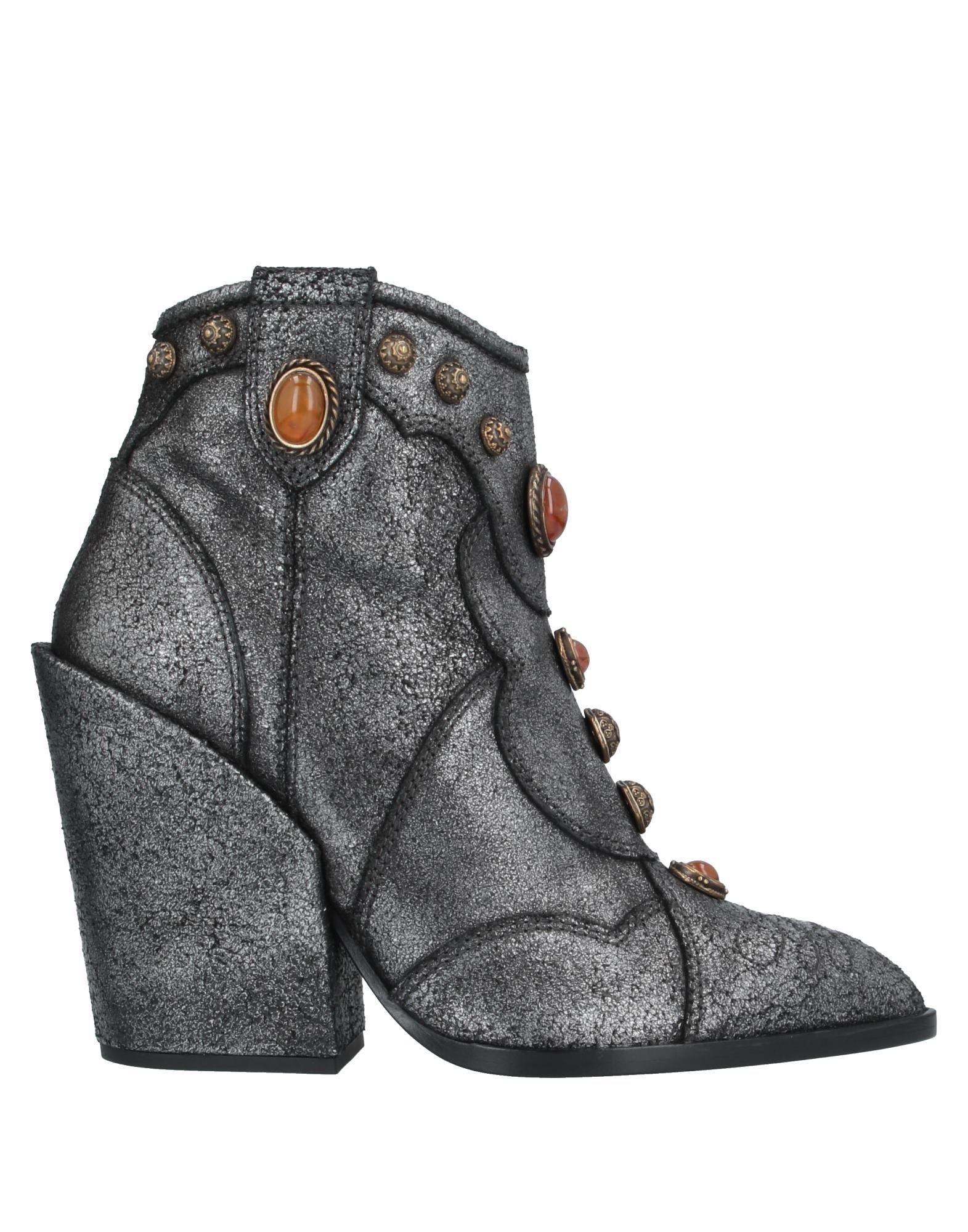 SHY by ARVID YUKI Полусапоги и высокие ботинки цены онлайн