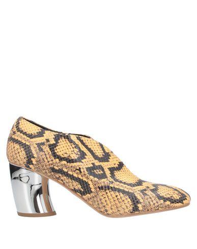 Фото - Женские ботинки и полуботинки  цвет охра