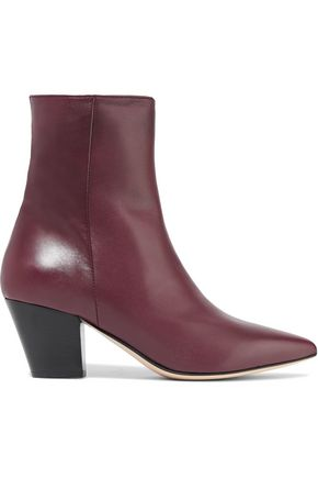 IRIS & INK Leather ankle boots