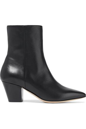 IRIS & INK Laurina leather ankle boots