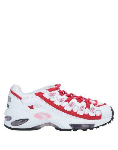 Купить Низкие кеды и кроссовки от PUMA CELL красного цвета