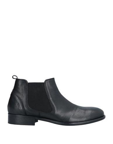 Фото - Полусапоги и высокие ботинки от GIANFRANCO LATTANZI черного цвета