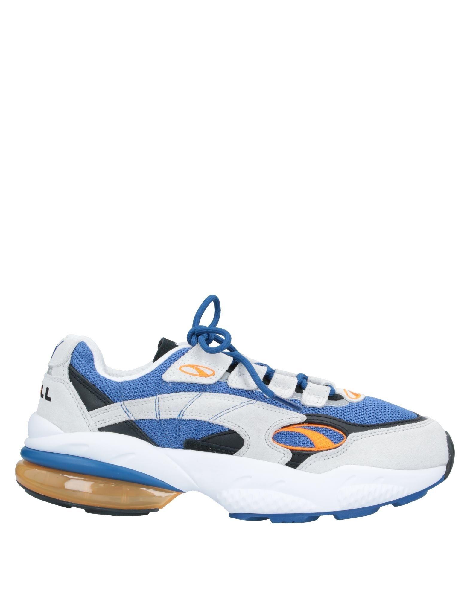 《セール開催中》PUMA CELL メンズ スニーカー&テニスシューズ(ローカット) ライトグレー 6 革 / 紡績繊維