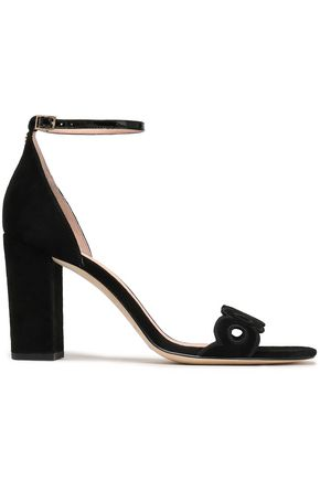 KATE SPADE New York Orson laser-cut suede sandals
