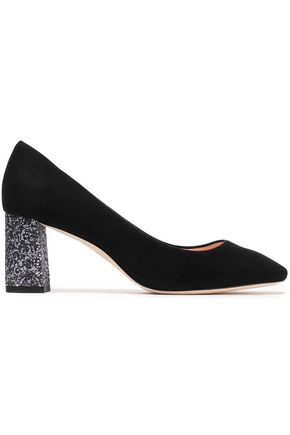 KATE SPADE New York Charlize suede pumps