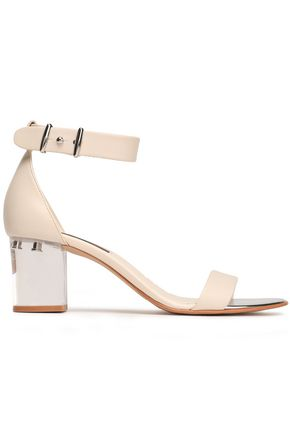 DKNY Tina leather sandals