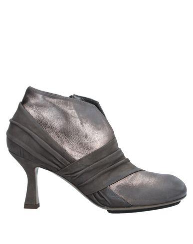 Фото - Женские ботинки и полуботинки  свинцово-серого цвета