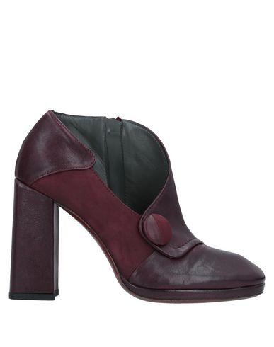 Фото - Женские ботинки и полуботинки  цвет баклажанный