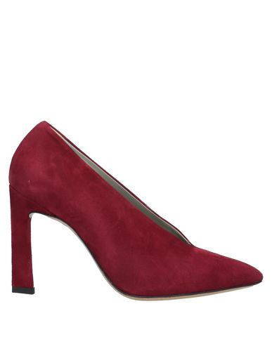 Фото - Женские туфли MR MASSIMO REBECCHI красно-коричневого цвета