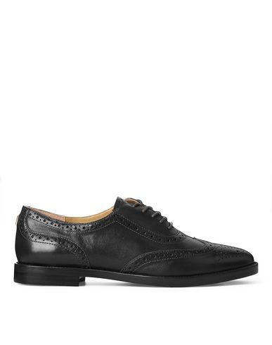 Купить Обувь на шнурках от LAUREN RALPH LAUREN черного цвета