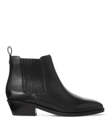 Купить Полусапоги и высокие ботинки от LAUREN RALPH LAUREN черного цвета