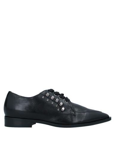 Фото - Обувь на шнурках от JEANNOT черного цвета