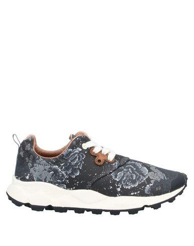 Купить Низкие кеды и кроссовки цвет стальной серый