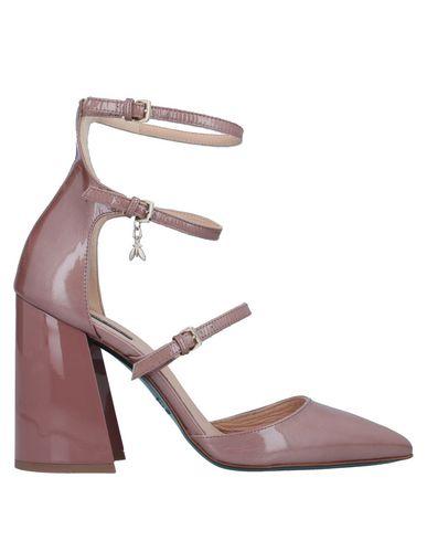 Фото - Женские туфли  светло-коричневого цвета