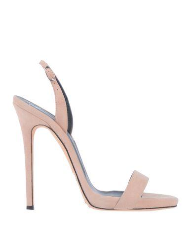 Купить Женские сандали  светло-розового цвета
