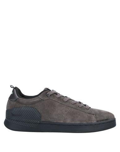Фото - Низкие кеды и кроссовки от VESPA свинцово-серого цвета