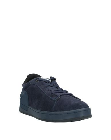 Фото 2 - Низкие кеды и кроссовки от VESPA темно-синего цвета