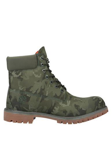 Фото - Полусапоги и высокие ботинки цвет зеленый-милитари