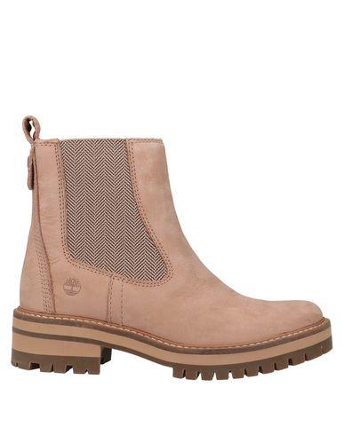 Фото - Полусапоги и высокие ботинки светло-коричневого цвета
