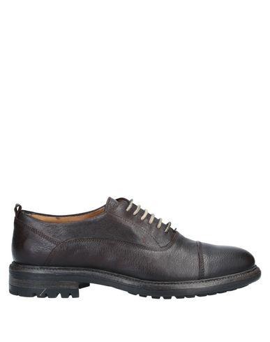 Купить Обувь на шнурках от STEFANO BRANCHINI темно-коричневого цвета