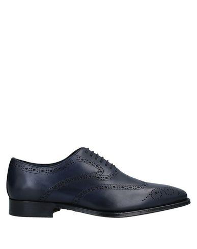 Купить Обувь на шнурках от STEFANO BRANCHINI темно-синего цвета