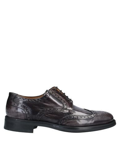Купить Обувь на шнурках от STEFANO BRANCHINI свинцово-серого цвета