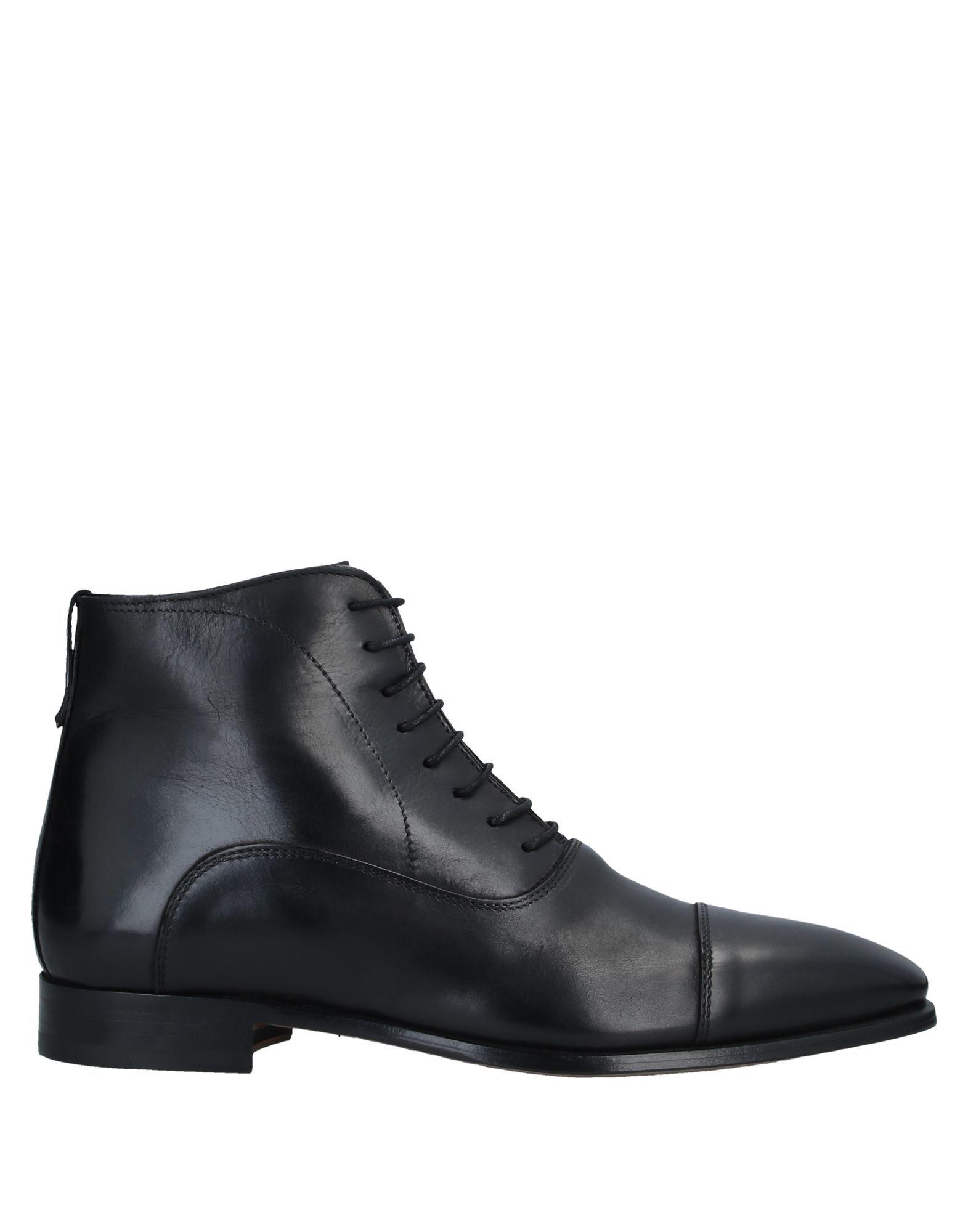 STEFANO BRANCHINI Полусапоги и высокие ботинки