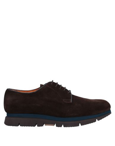 Фото - Обувь на шнурках от DOMENICO TAGLIENTE темно-коричневого цвета