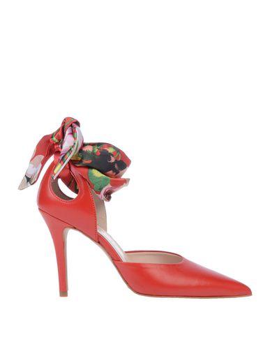 Купить Женские туфли DIVINE FOLLIE красного цвета