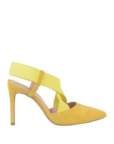 Купить Женские туфли DIVINE FOLLIE желтого цвета