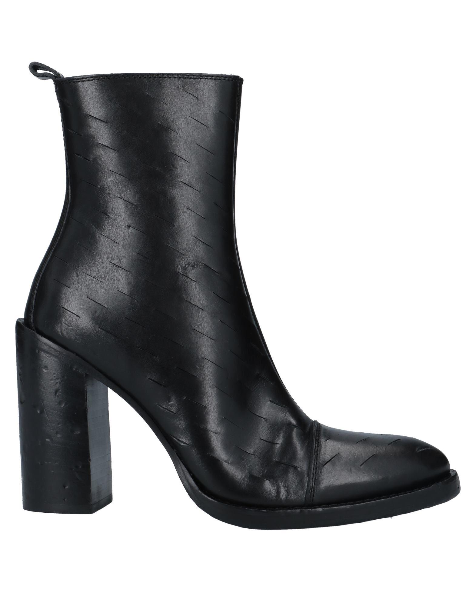ANN DEMEULEMEESTER Полусапоги и высокие ботинки ann demeulemeester полусапоги и высокие ботинки