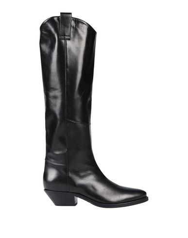 Купить Женские сапоги CARLA G. черного цвета