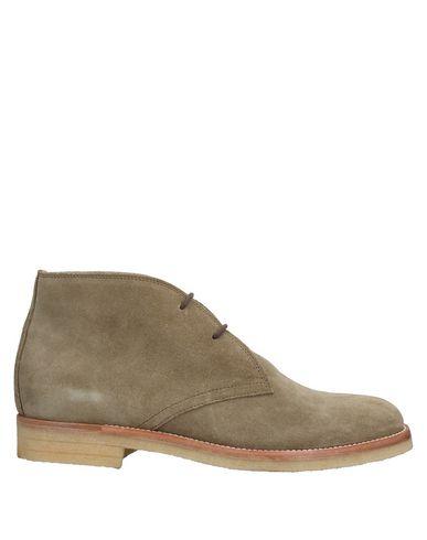 Купить Полусапоги и высокие ботинки цвета хаки